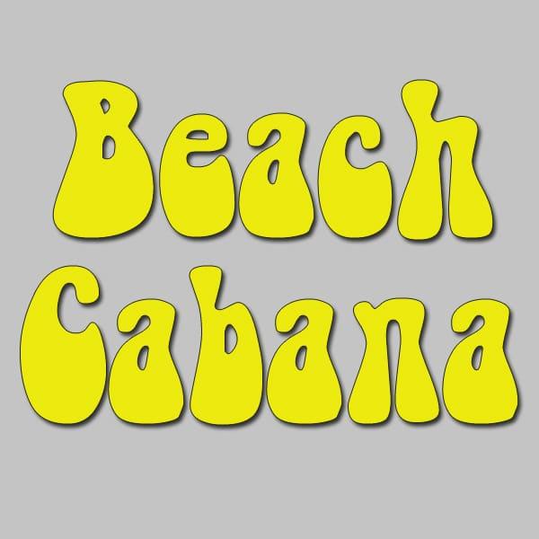 The Beach Cabana