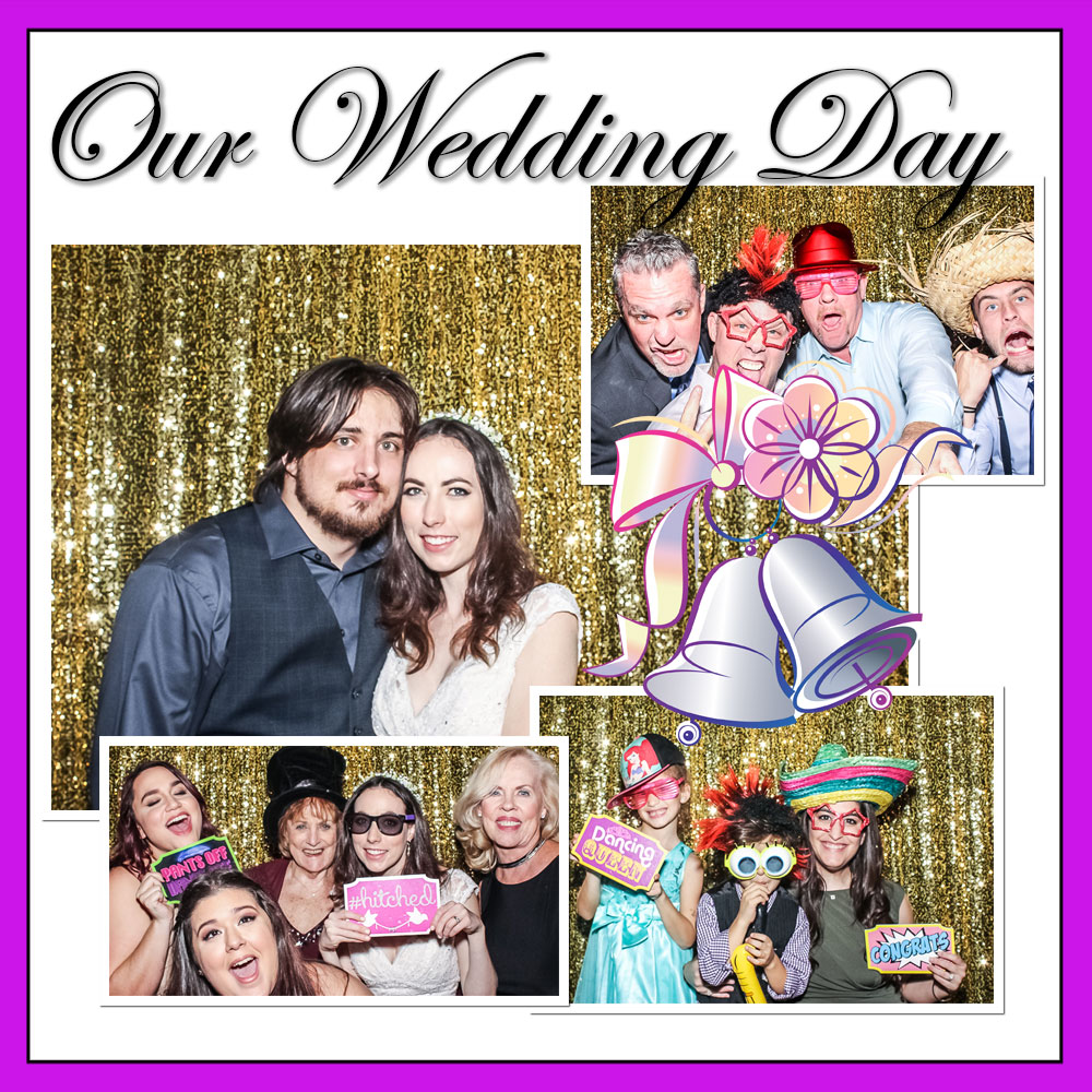 South Dade Photo Booth Wedding