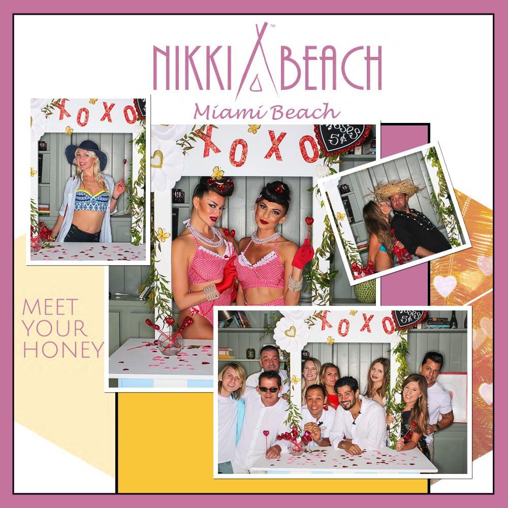 Nikki Beach Photo Booth Valentines