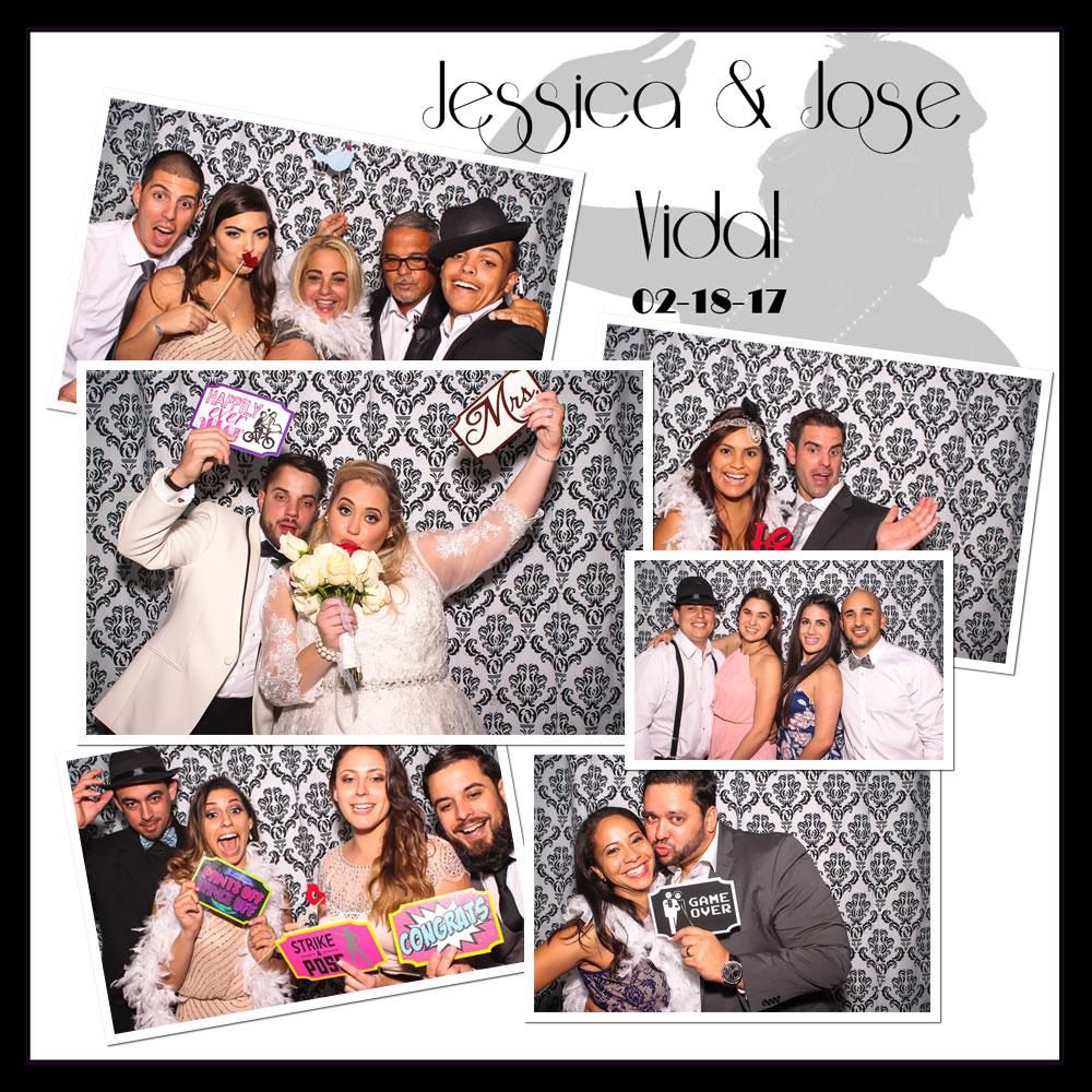 Gatsby Wedding Photo Booth