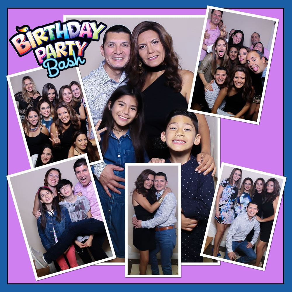 Doral Photo Booth Birthday