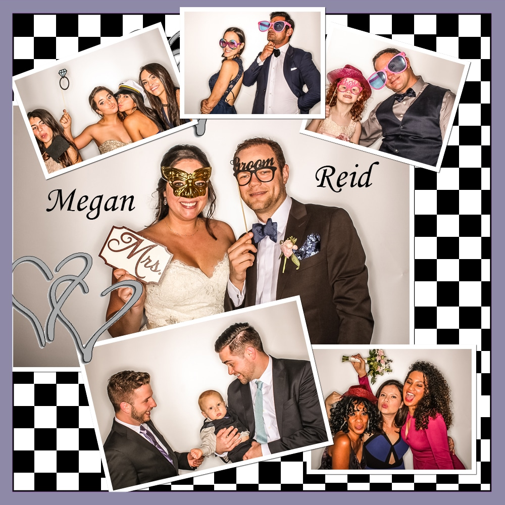 Villa Woodbine Photo Booth Party Wedding