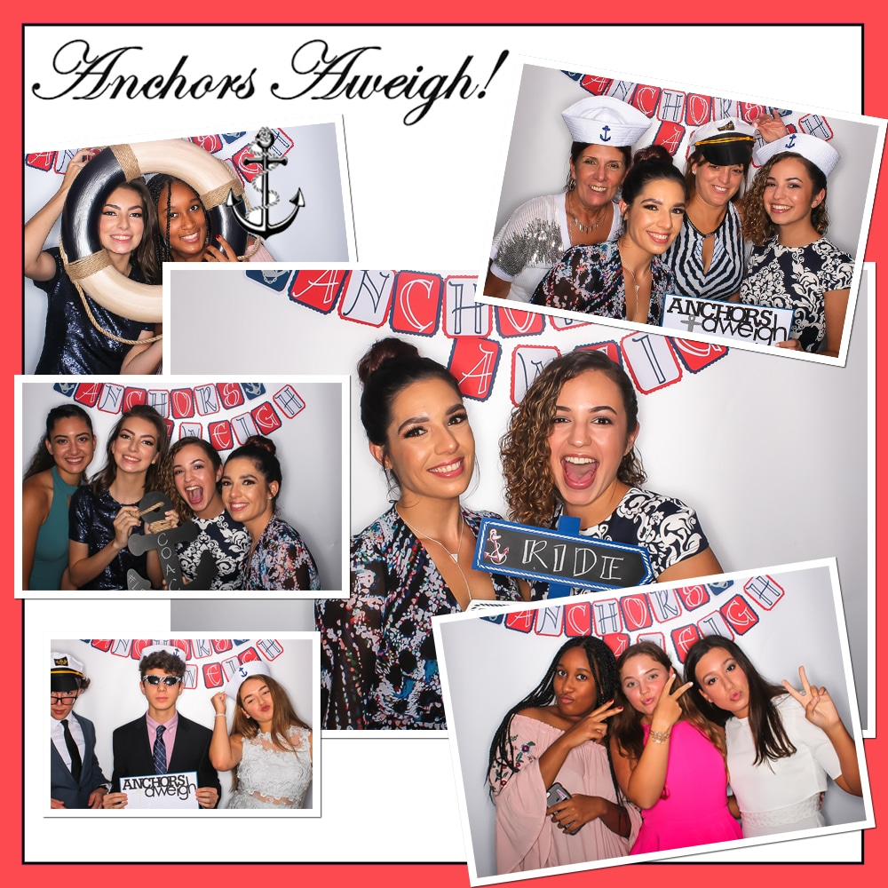 Yacht Celebration Photo Booth