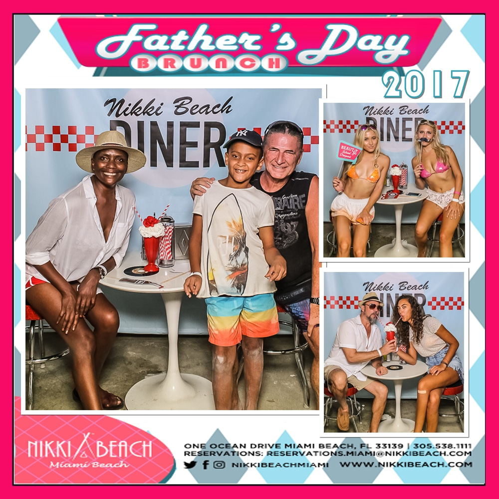 Father's Day Photo Booth