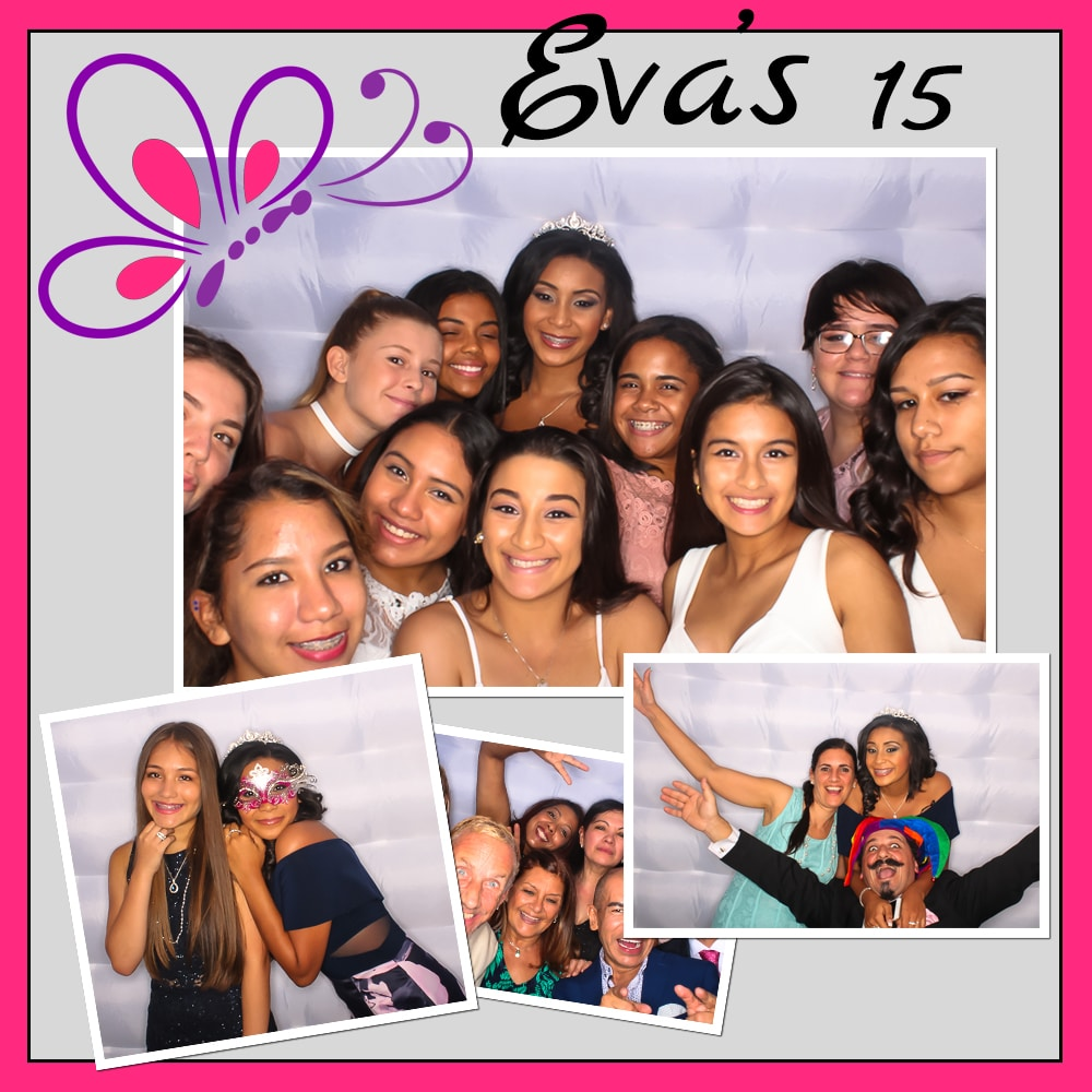 Olga's Ballroom Photo Booth Quince