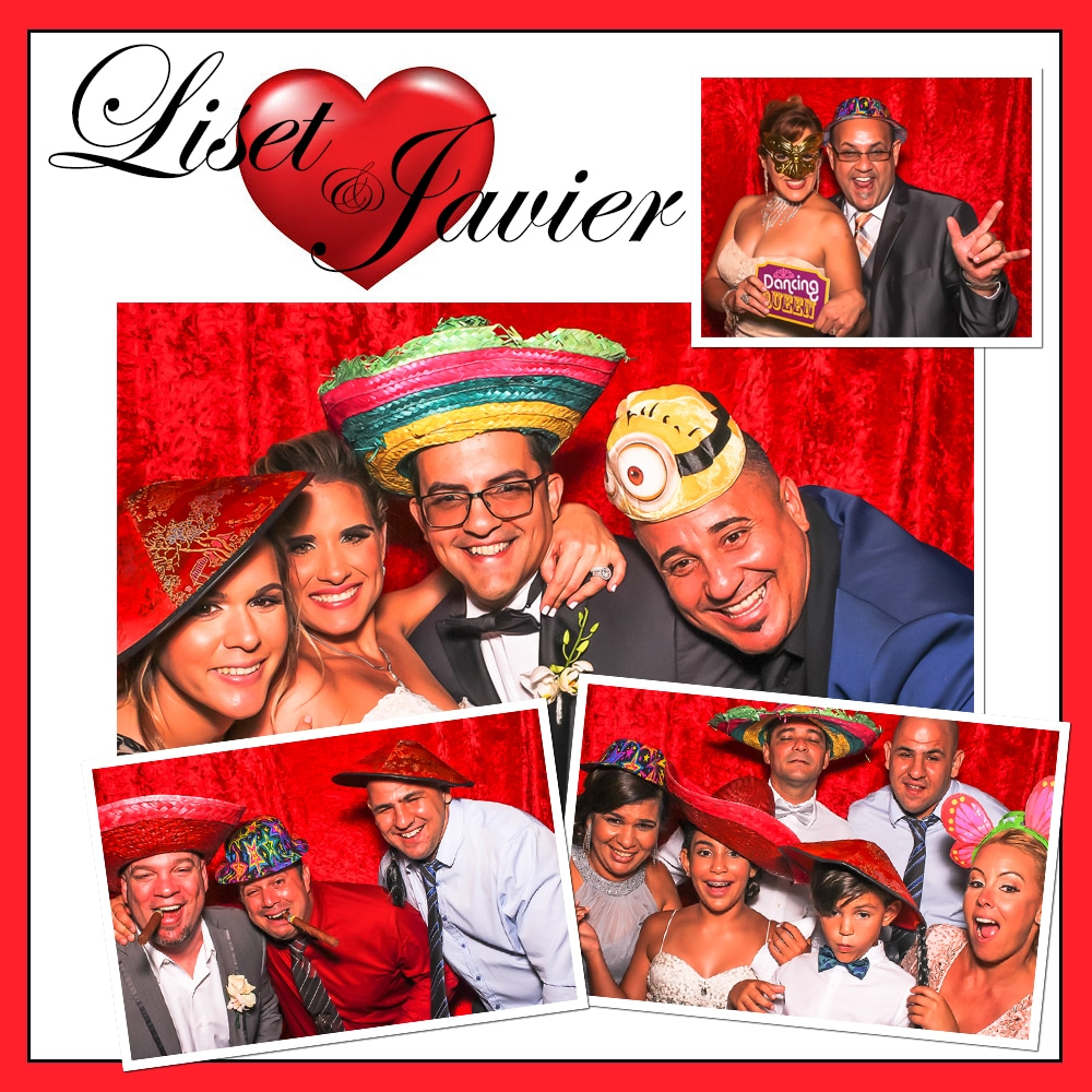 Vista Lago Ballroom Photo Booth
