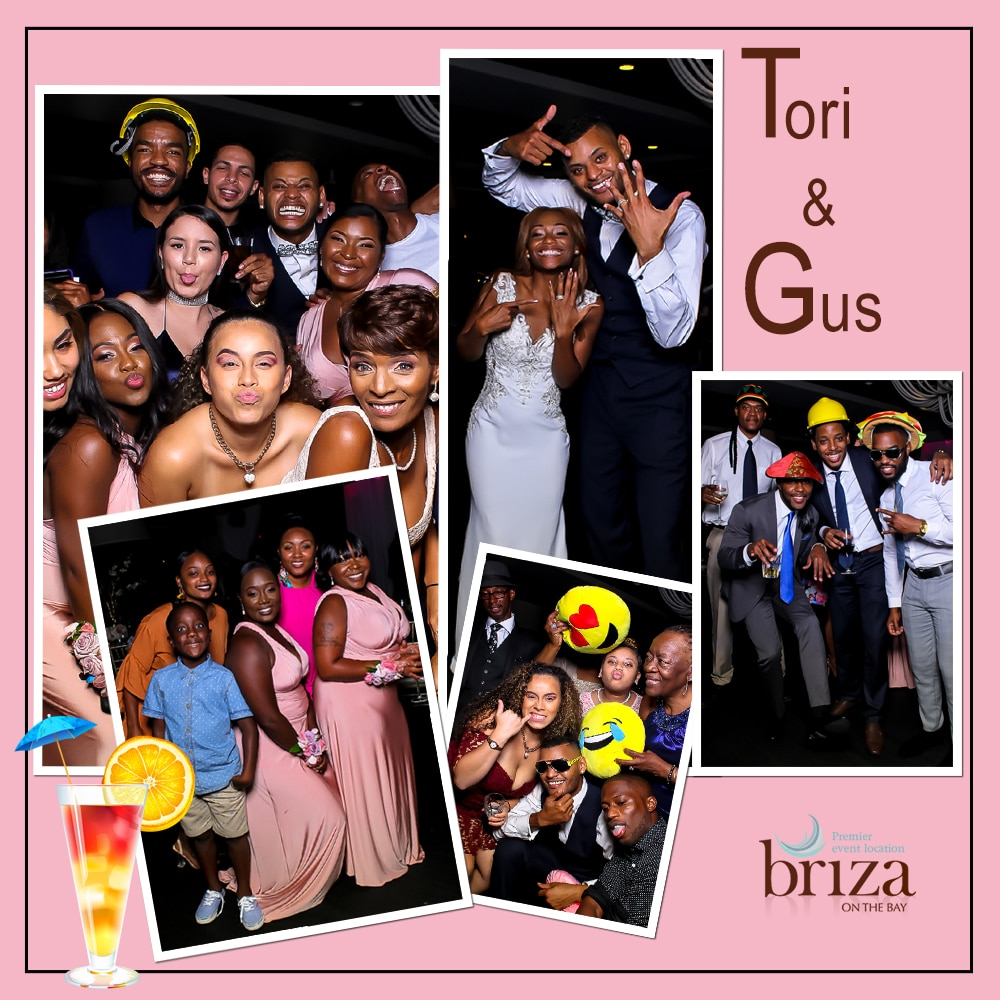 Briza Wedding Photo Botth