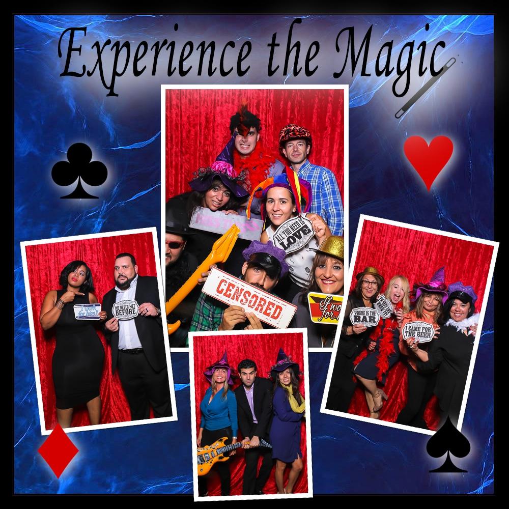 Magic Mirror Photo Booth Miami