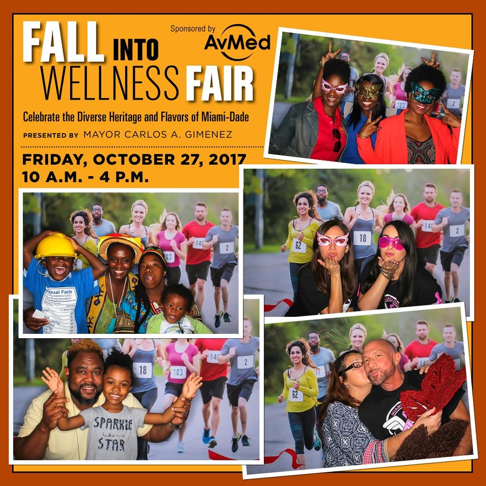 Fall Wellness Fair 2017