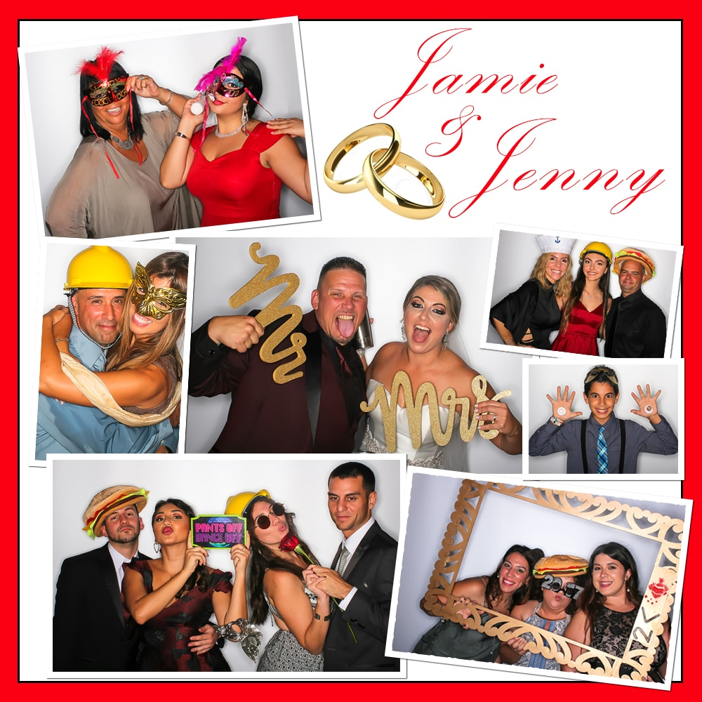 Photo Booth Wedding Party