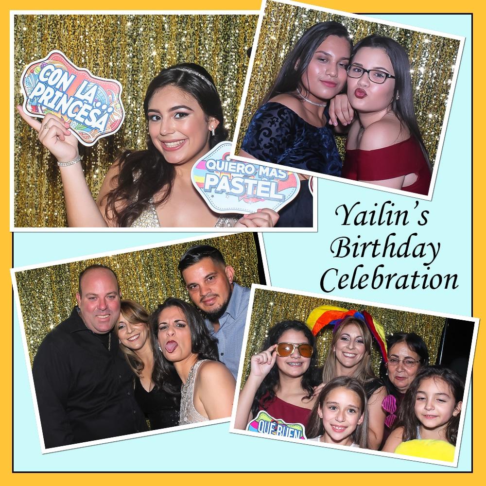 Birthday Photo Booth Bash
