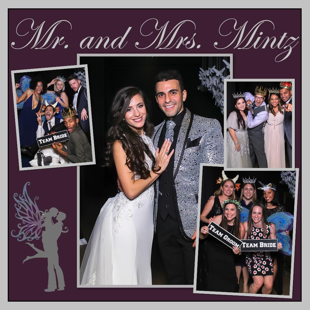 Amazing Wedding Photo Booth