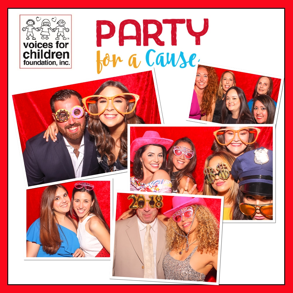 Party For A Cause 2018 Photo Booth