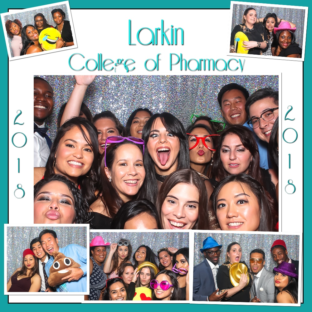 Larkin University Photo Booth Miami