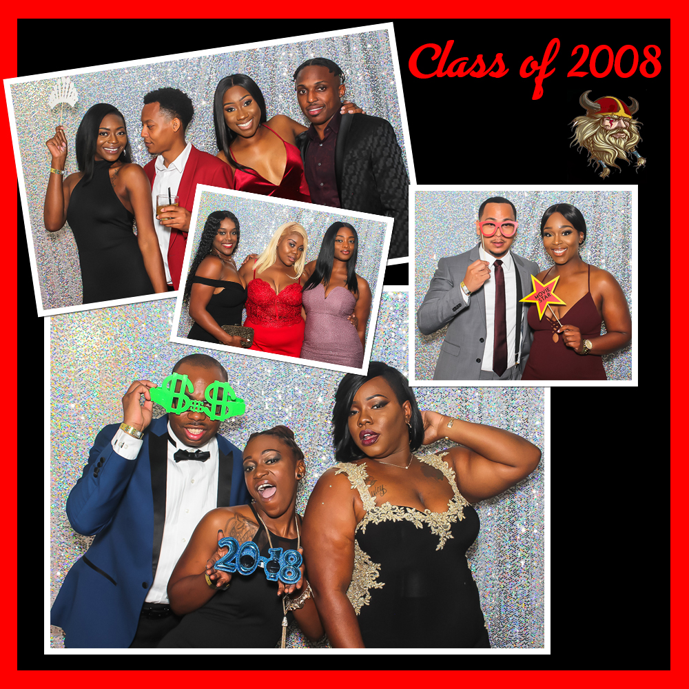 Miami Norland Photo Booth Party