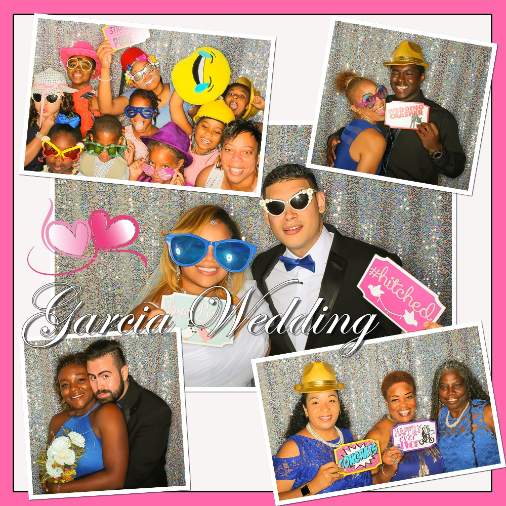 Photo Booth Wedding Signature