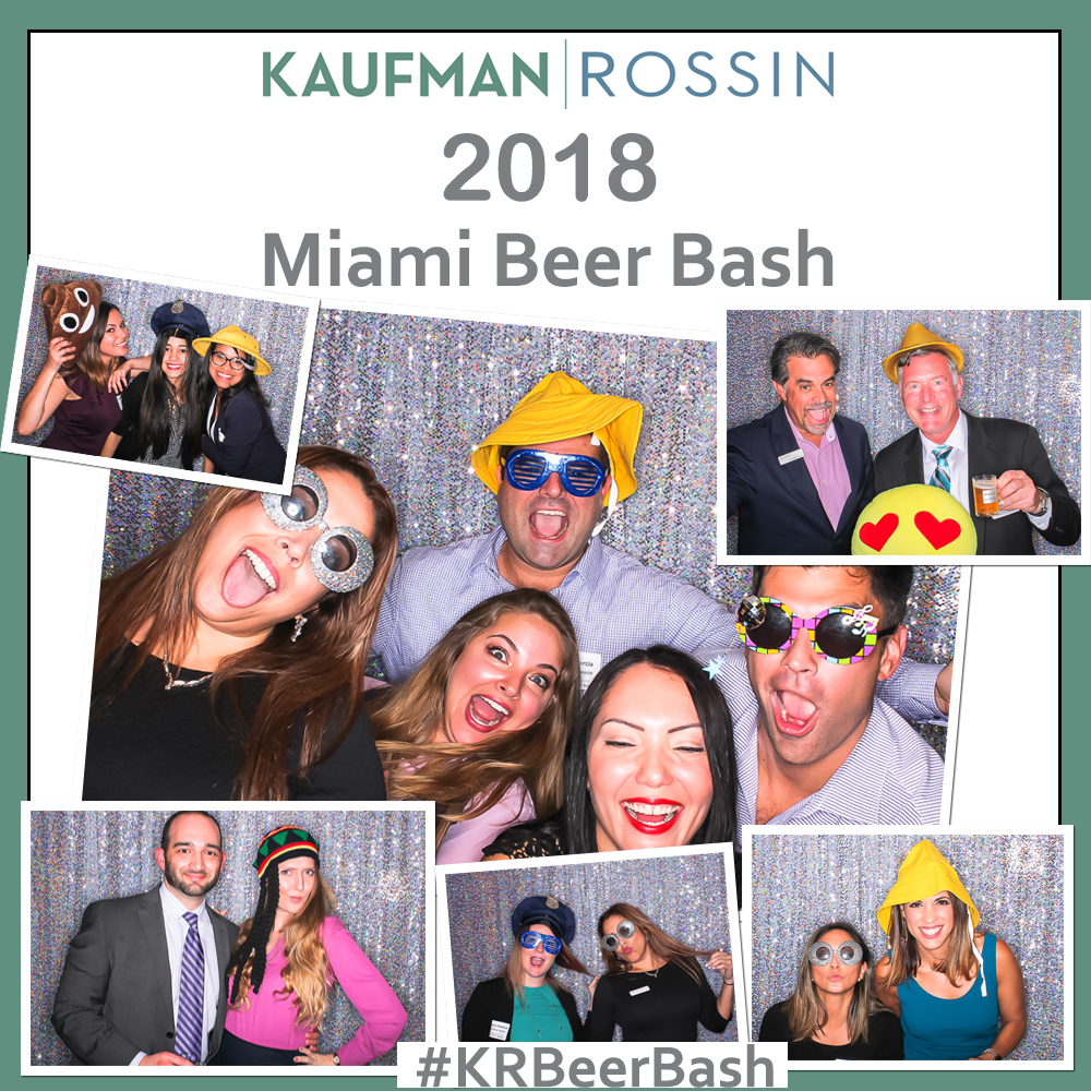 Beer Bash Photo Booth Party