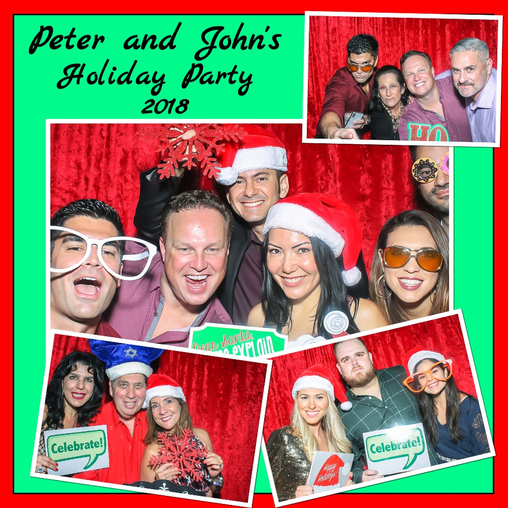 Photo Booth in Coral Gables