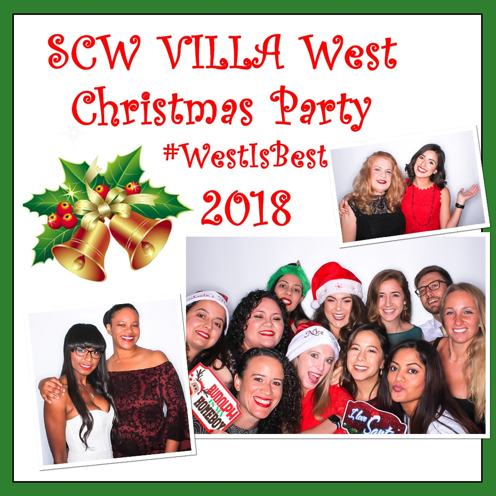 Holiday Photo Booth Party Miami