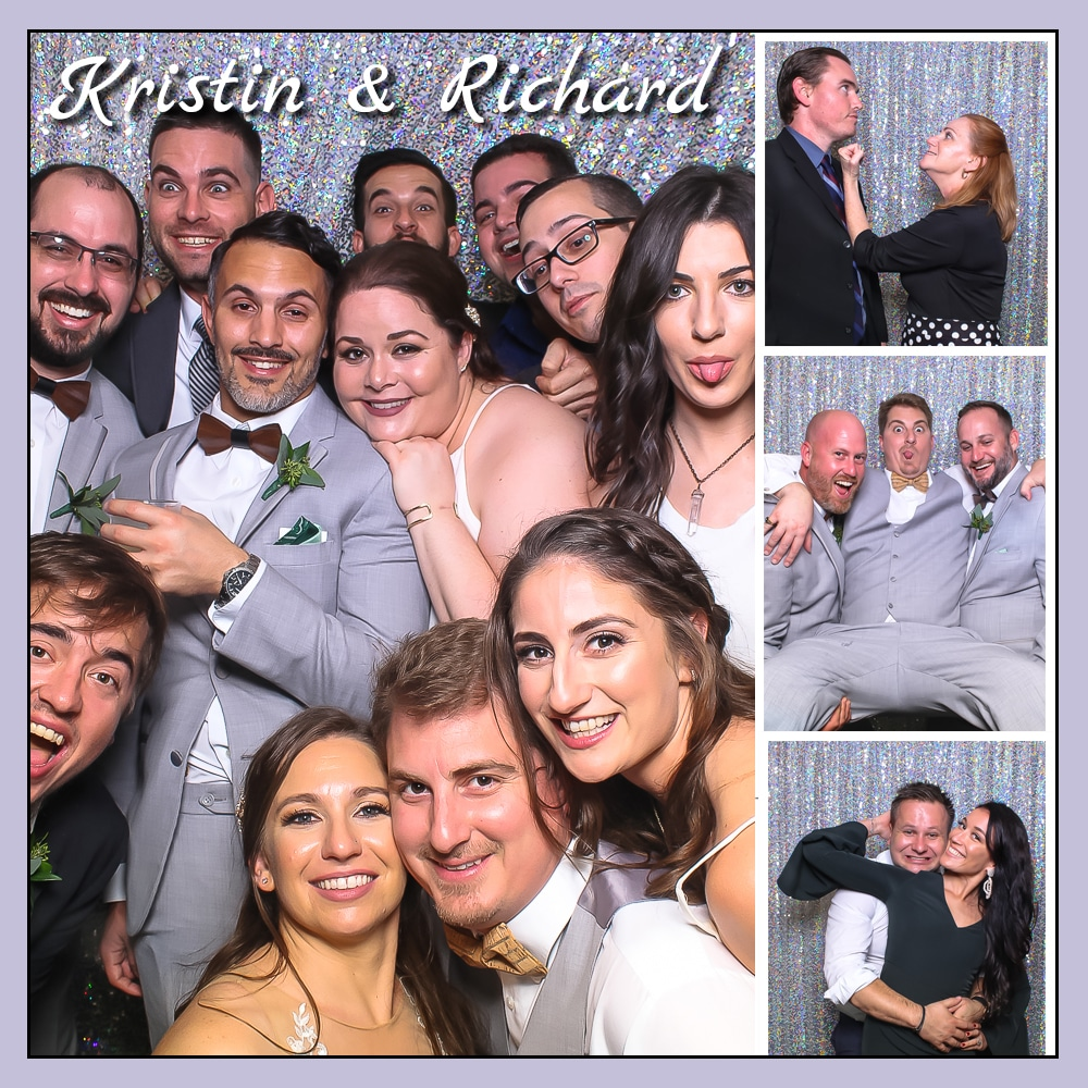 Las Olas Wedding Photo Booth Party