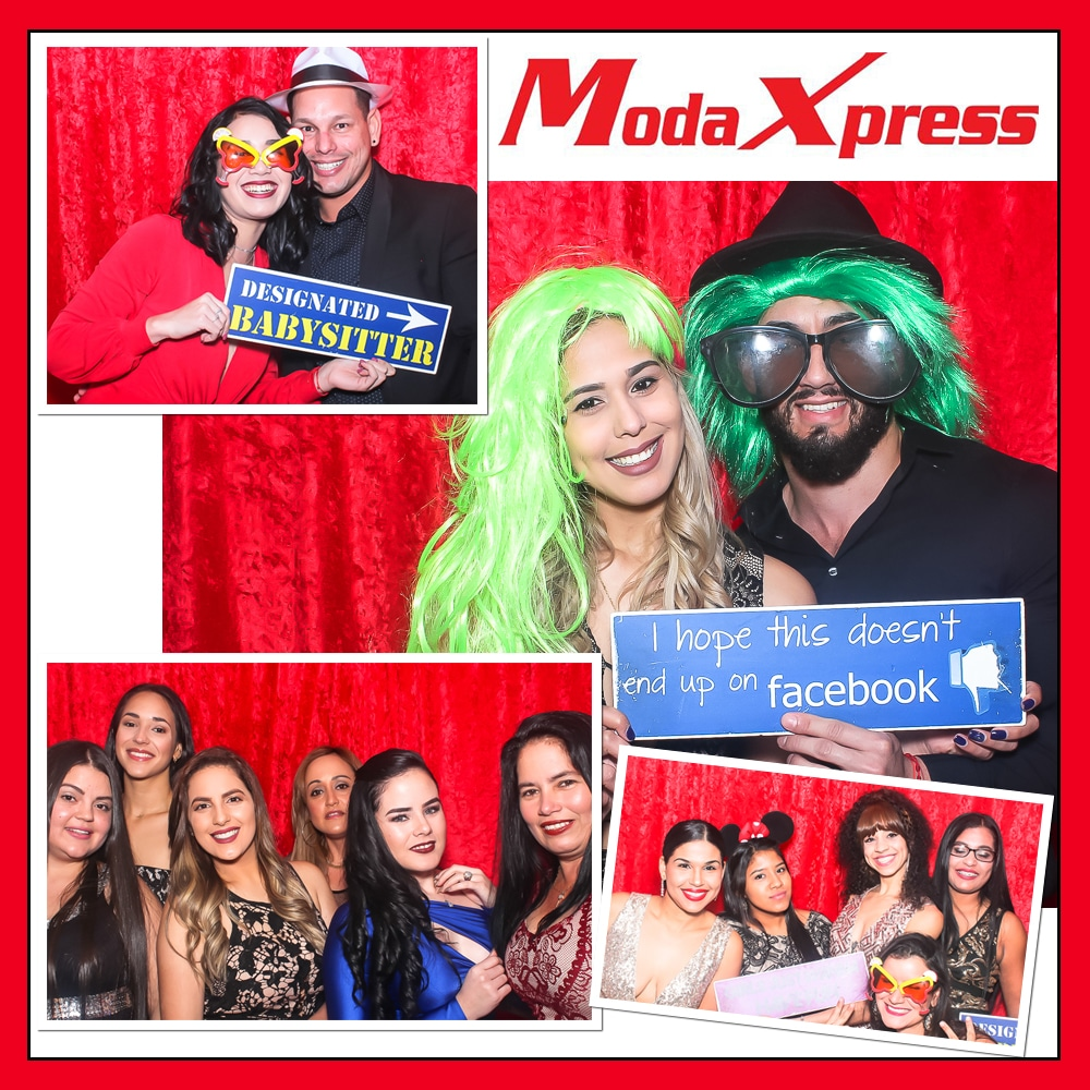 Sunday Photo Booth Party