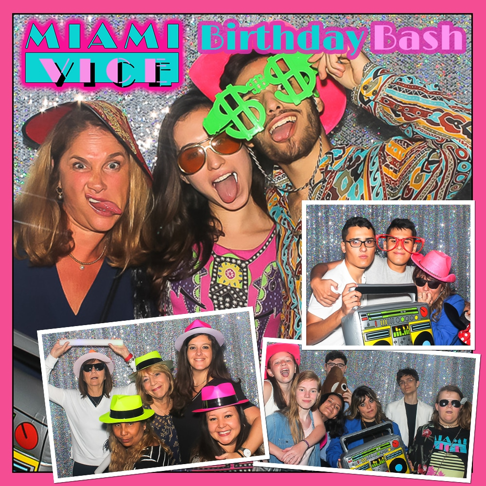 Grand Birthday Photo Booth