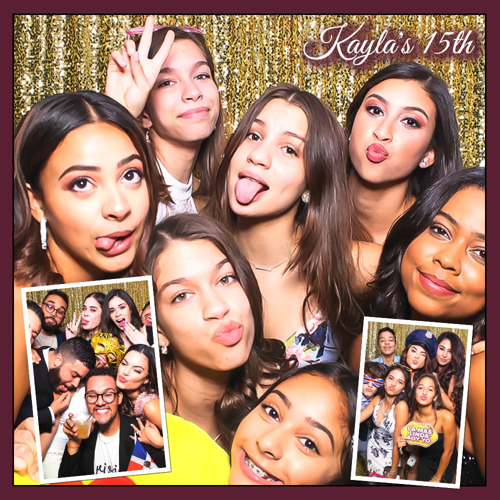 Beach Place Photo Booth