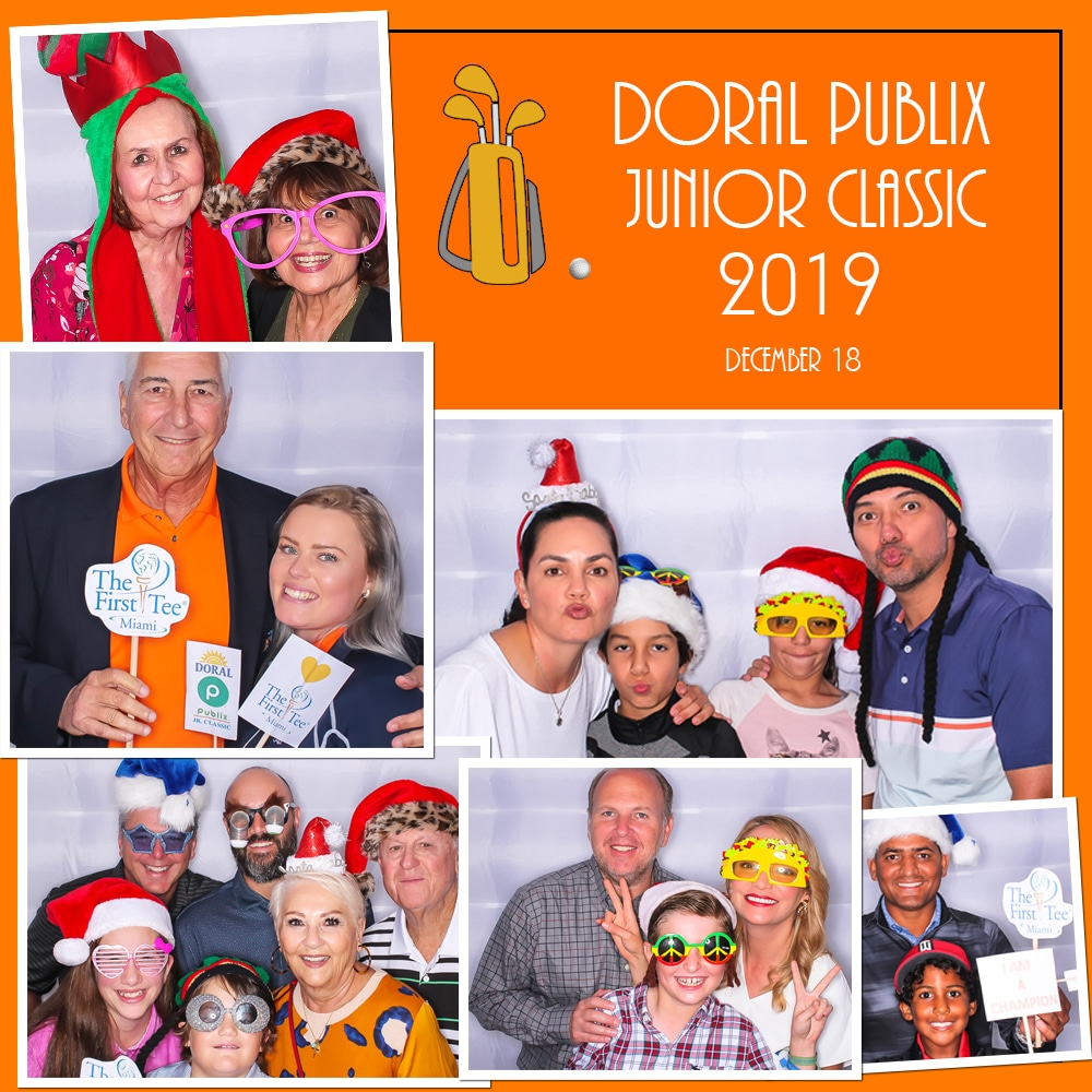 Doral Golf Photo Booth Fun