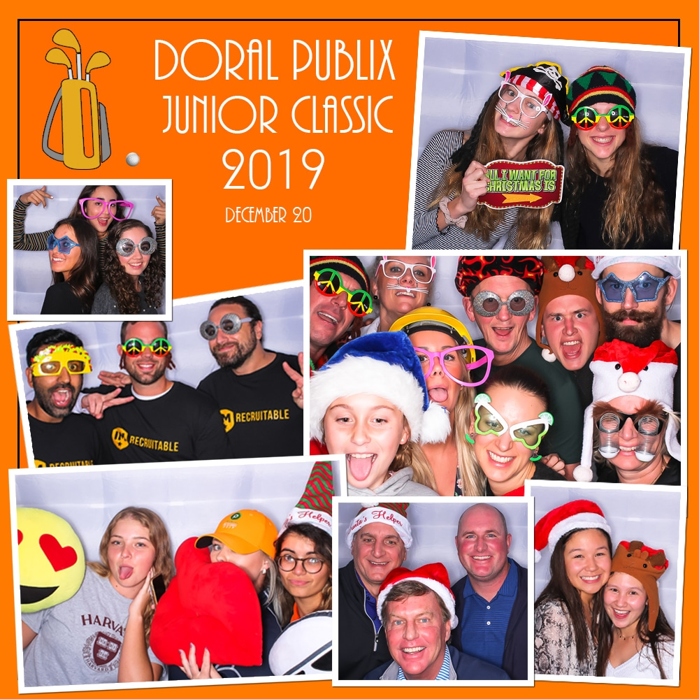 More Doral Golf Photo Booth!