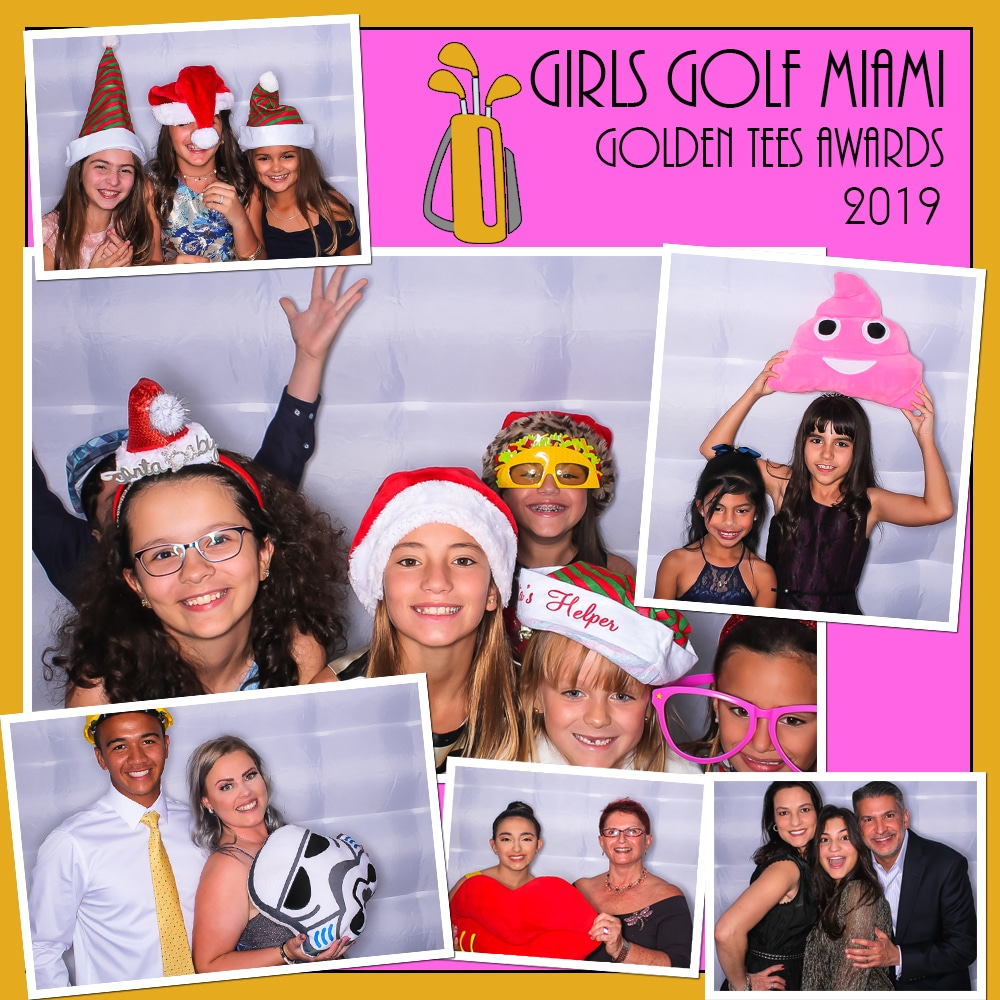 Photo Booth Golf